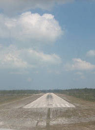 lots of airstrips in the Bahamas